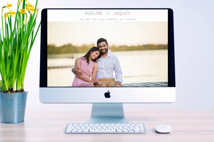 destination wedding website review