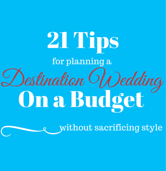 Destinations On A Budget
