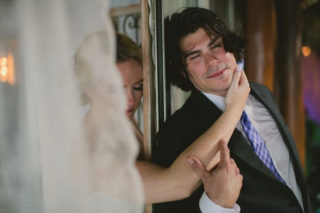First Touch Wedding Photos that will Melt Your Heart