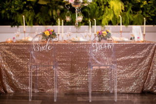 Industrial Wedding Theme in West Palm Beach