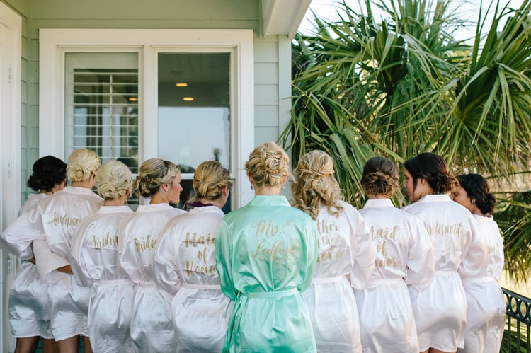 Destination Wedding at Isle of Palms