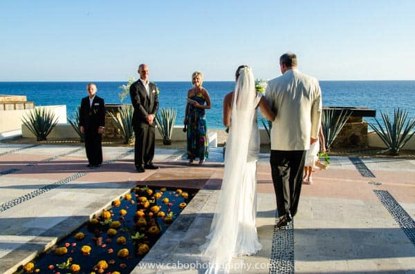 wedding in cabo san lucas