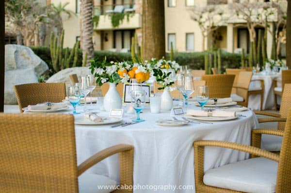 wedding in cabo san lucas capella pedregal