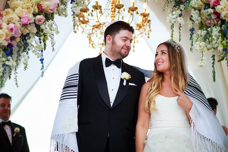 Jewish Destination Wedding at Dreams Riviera Cancun