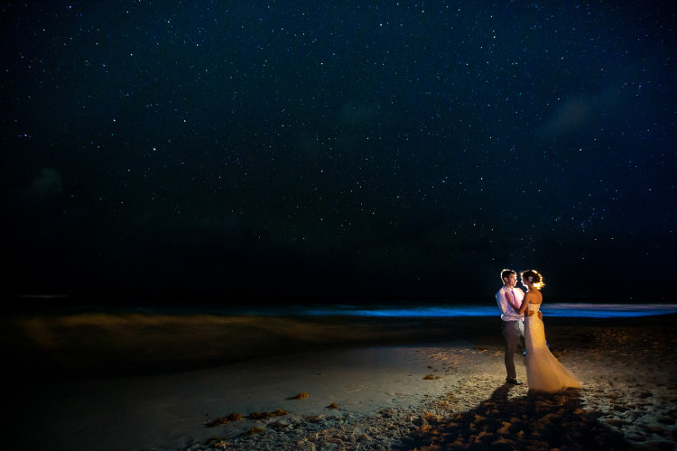 tulum wedding photo