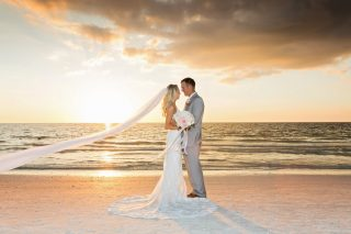 Elegant Marco Island Wedding with a Spectacular Sunset