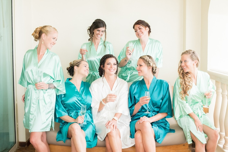 mint green destination wedding 57