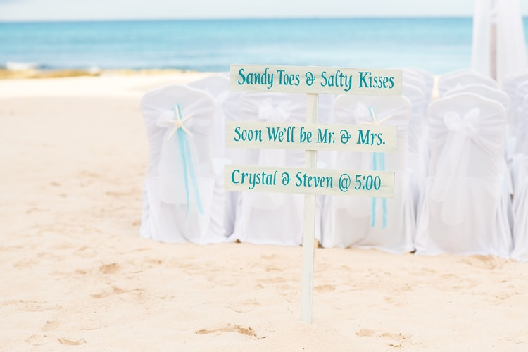mint green destination wedding 67