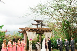 Dreamy Rio Grande Puerto Rico Destination Wedding
