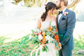 Classic Sarasota Wedding at the Edson Keith Estate