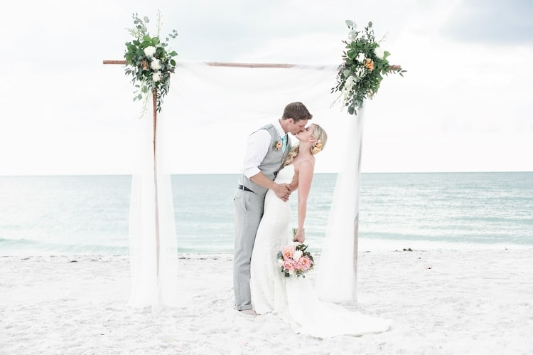 siesta key beach wedding 13