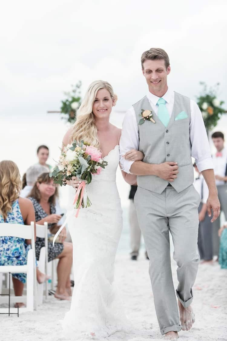 siesta key beach wedding 16