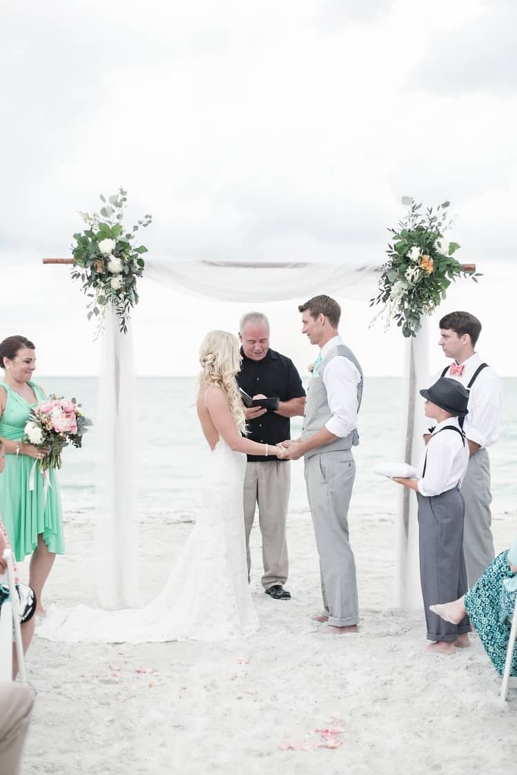 siesta key beach wedding 18