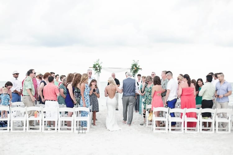 siesta key beach wedding 20
