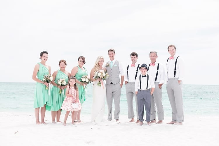 siesta key beach wedding 26