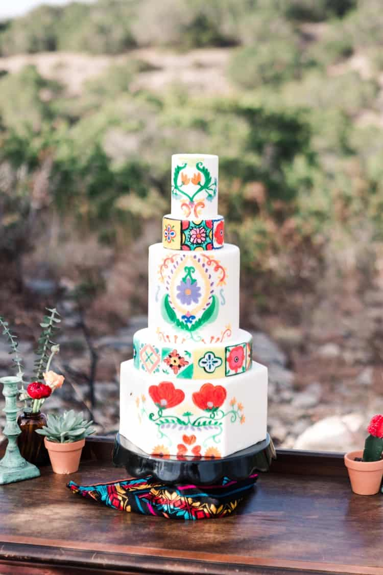 south of the border wedding inspiration 100