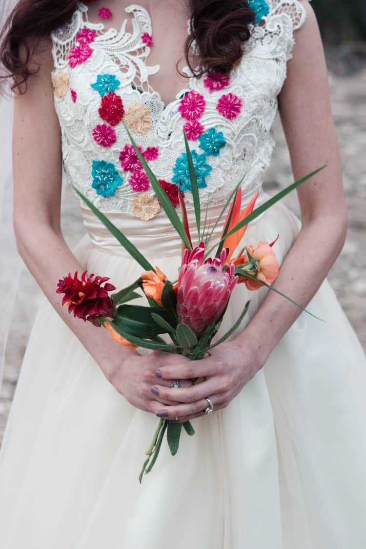 south of the border wedding inspiration 18
