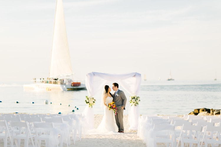 sunset key Wedding  26