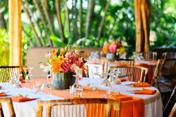 18 gorgeous beach wedding centerpieces junglespirit Image collections