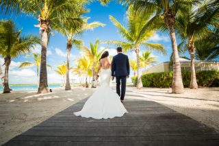 A Stylish Turks and Caicos Destination Wedding
