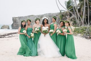 Breathtaking Destination Wedding in Barbados