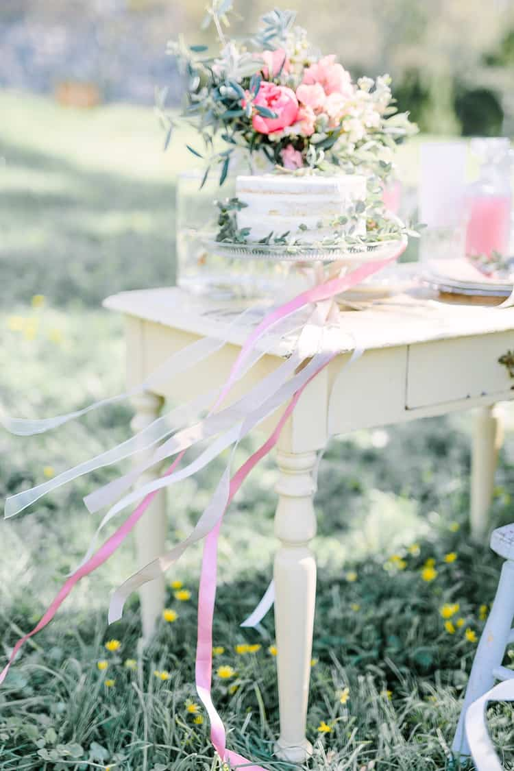 Pink Whimsical Wedding Inspiration in Sweden