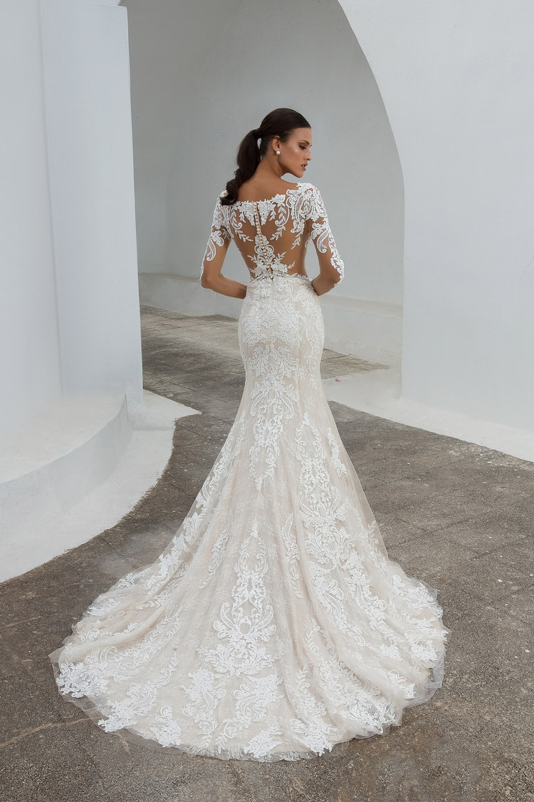 2018 destination wedding dresses 45