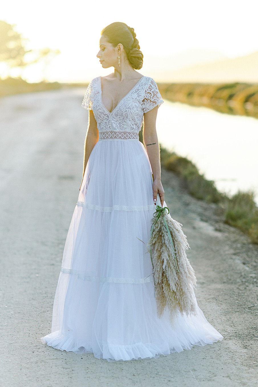 Boho Ibiza destination wedding inspiration 114