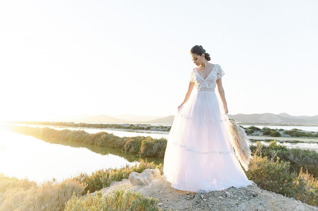 Boho Ibiza destination wedding inspiration 138