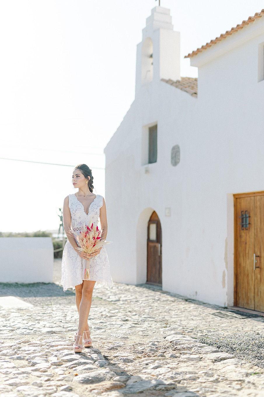 Boho Ibiza destination wedding inspiration 3