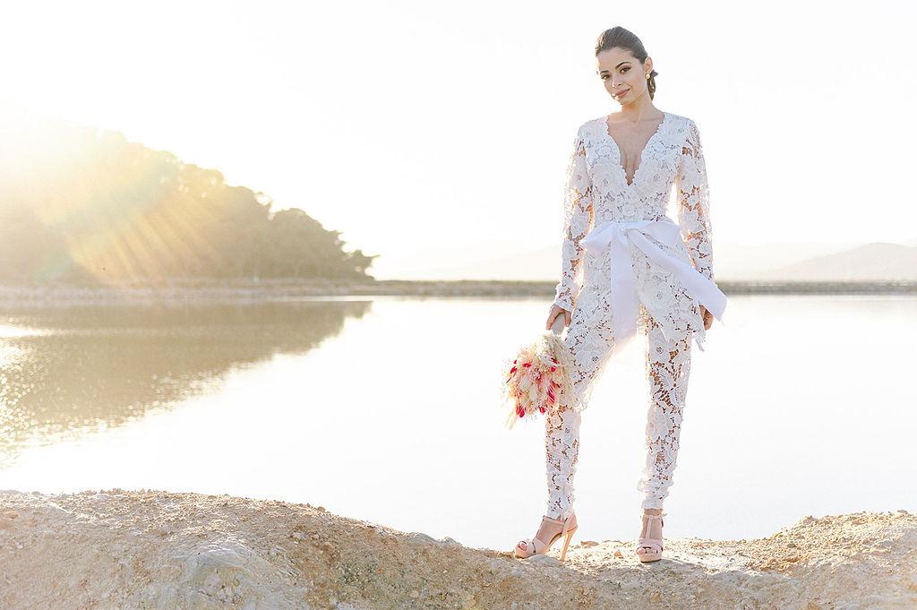 Boho Ibiza destination wedding inspiration 75