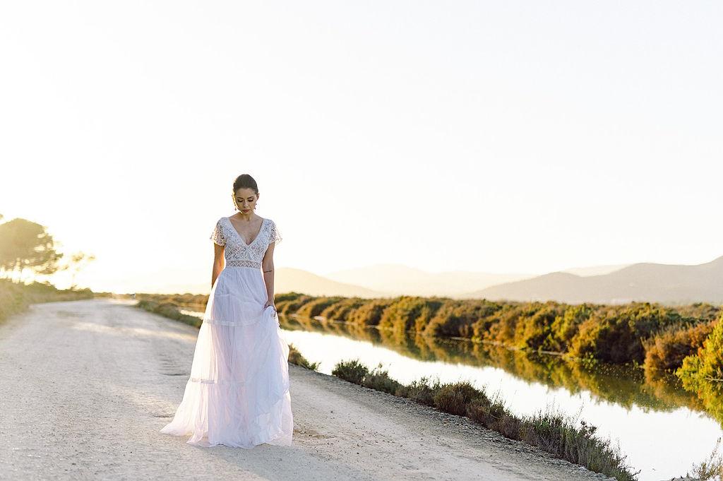 Boho Ibiza destination wedding inspiration 99