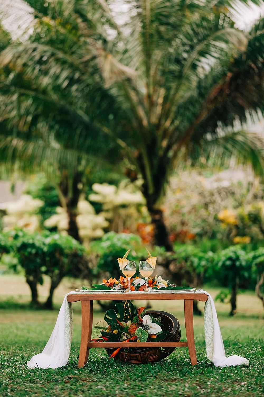 Hanalei Beach elopement 0042
