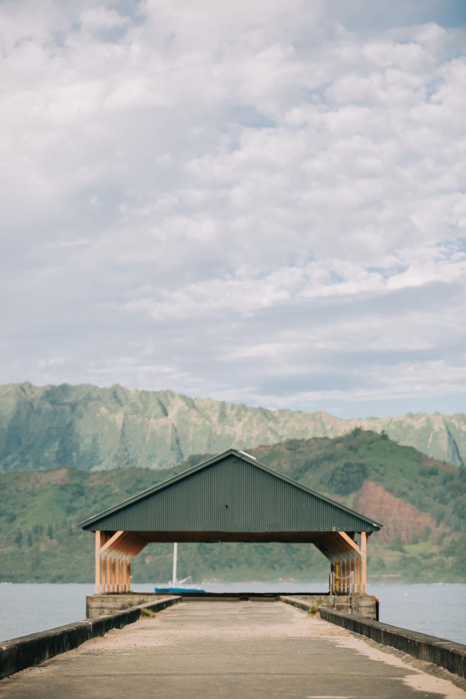 Hanalei Beach elopement 0076