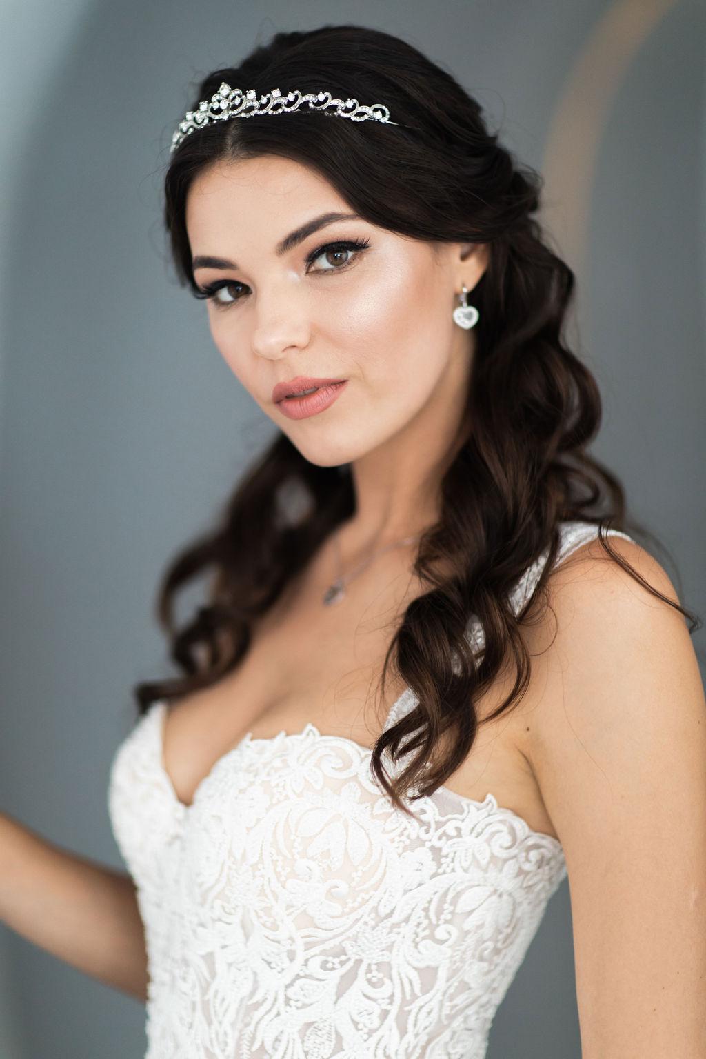 Romantic Santorini wedding 14