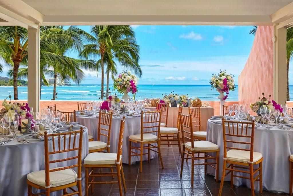 Royal Hawaiian wedding 1024x683
