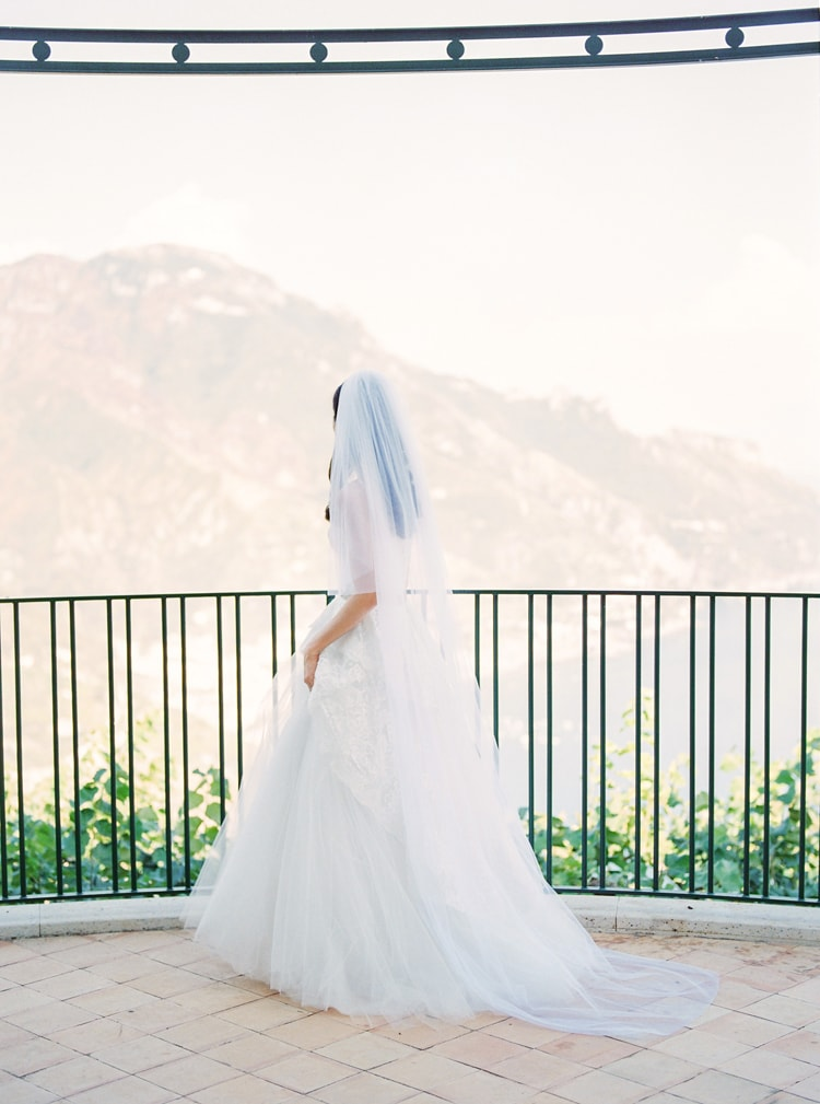 destination wedding on amalfi coast