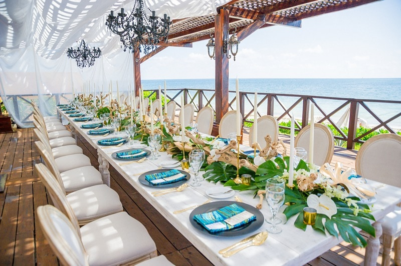 Alquimia Events Riviera Maya wedding decor company 0009