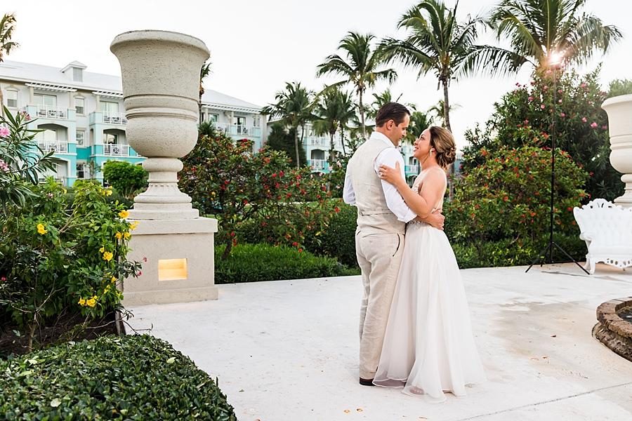 Bahamas micro wedding 0036