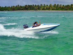 Bavaro Splash Speed Boat Punta Cana 2 240x180