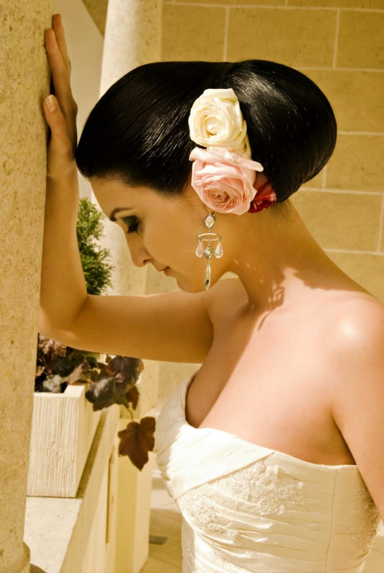 Beach Wedding Hair Styles 004