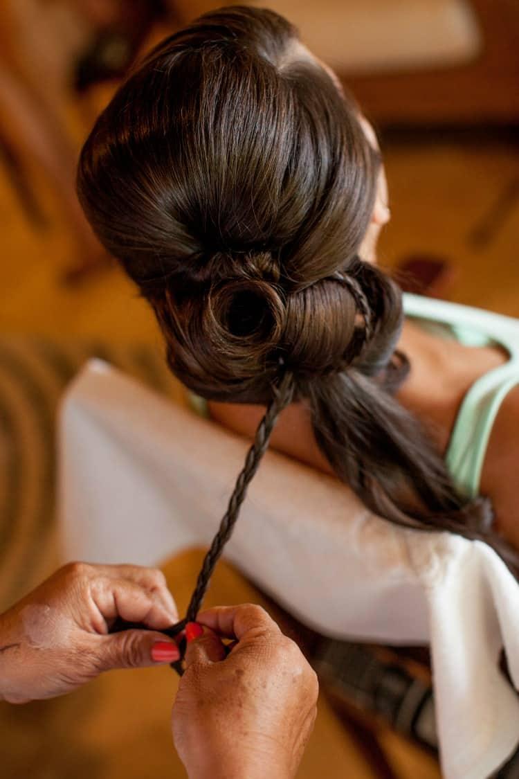 Beach Wedding Hair Styles 015