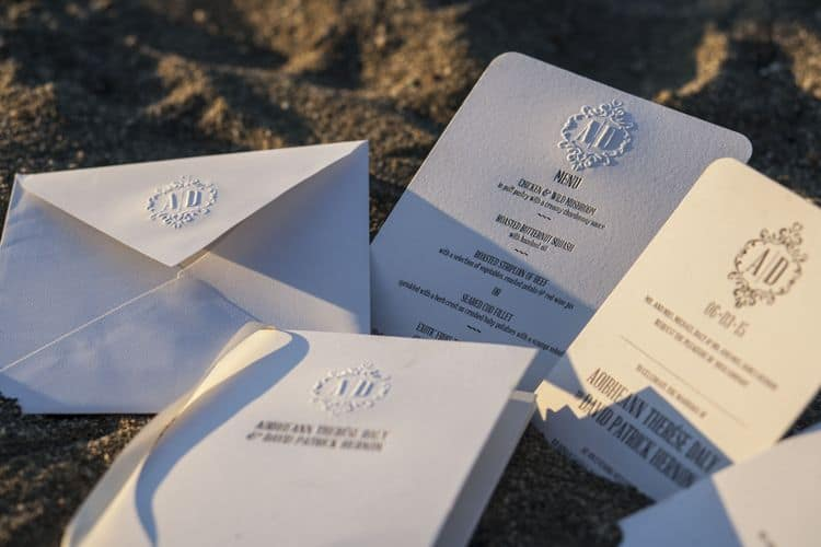 Beach Wedding Inspiration 15