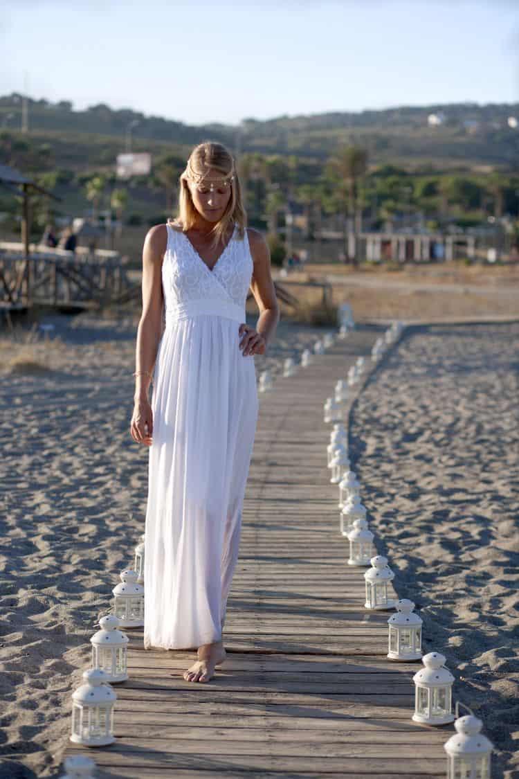 Beach Wedding Inspiration 55