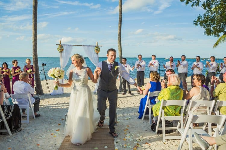 Beach Wedding in Key Largo-034