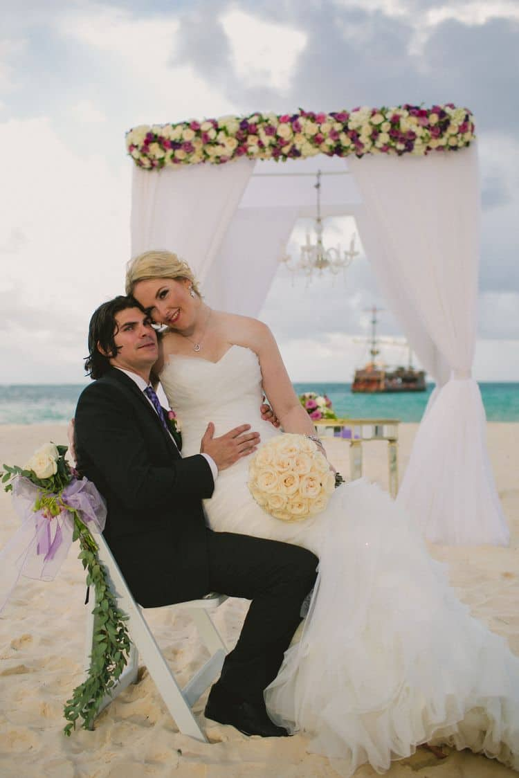 destination wedding in Punta Cana Huracan Cafe