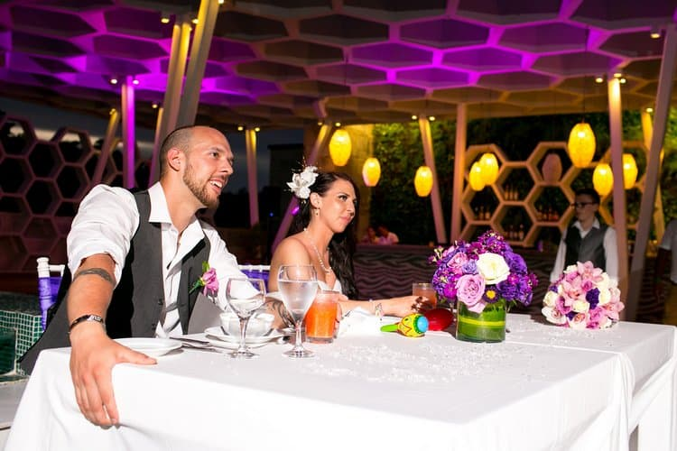 Beautiful destination wedding in Sandos Caracol in Playa Del Carmen 008