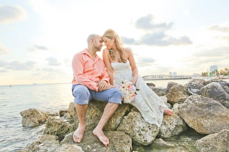 Beautiful elopement in Florida's Vizcaya Museum_71