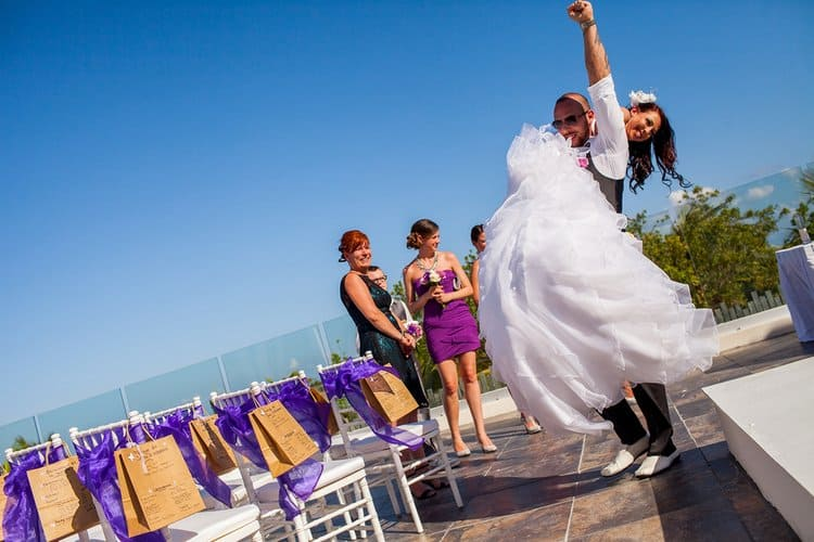 Beautiful wedding in Playa Del Carmen 004