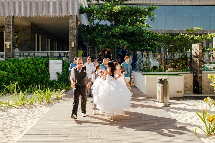 Beautiful wedding in Playa Del Carmen 007